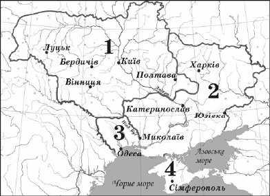 історія карта ЗНО